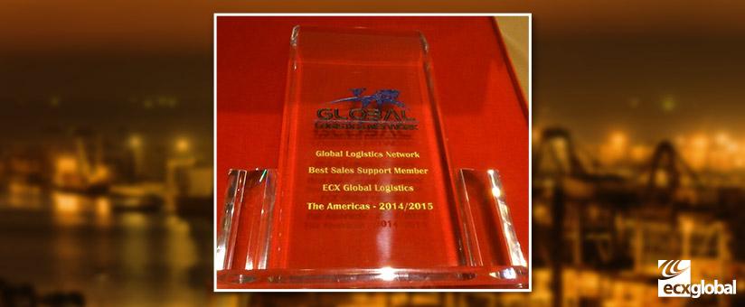 ECX é premiada pela GLN